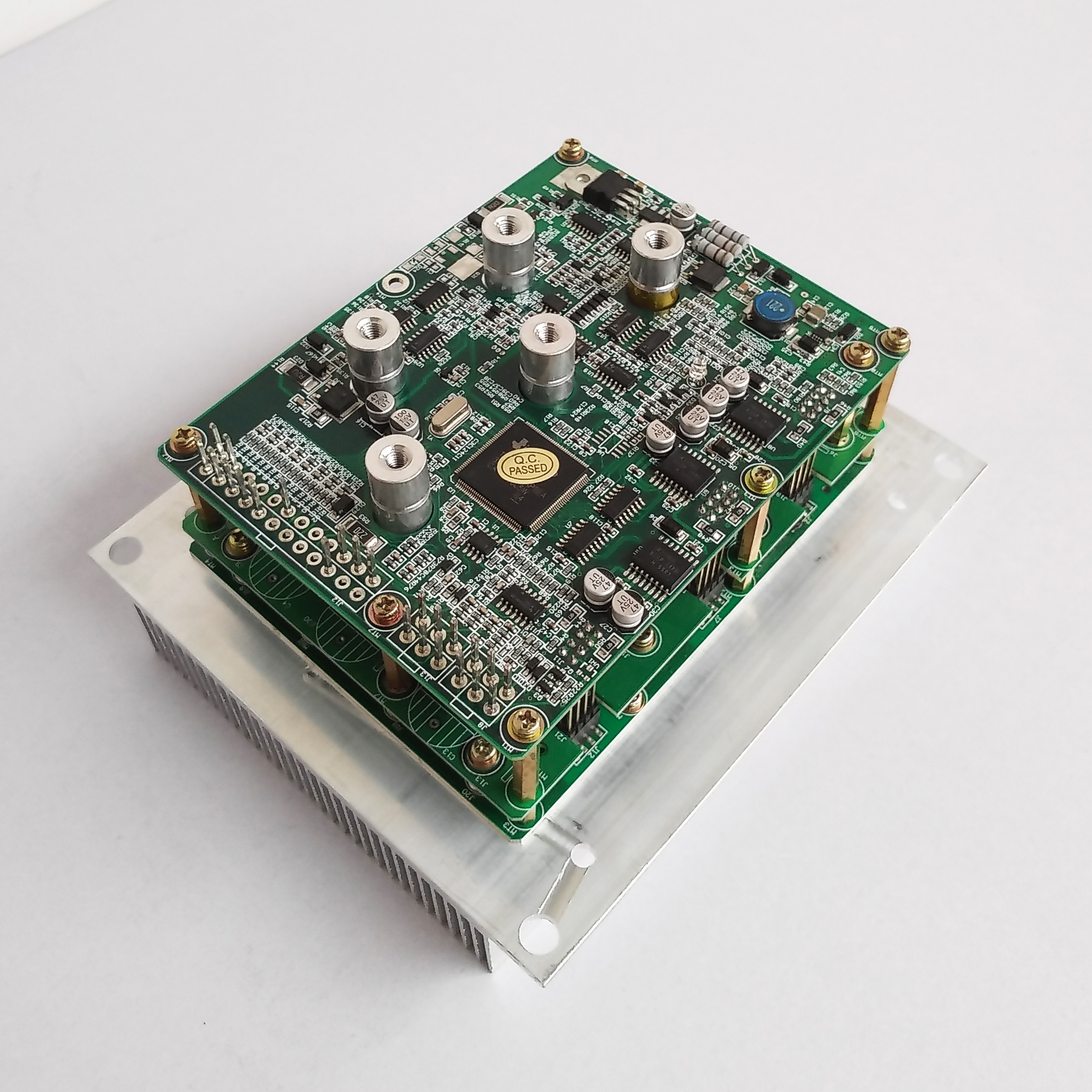 ac motor controller for electric car